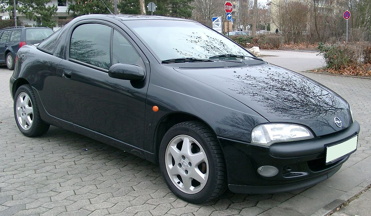 Opel tigra-a photo - 3