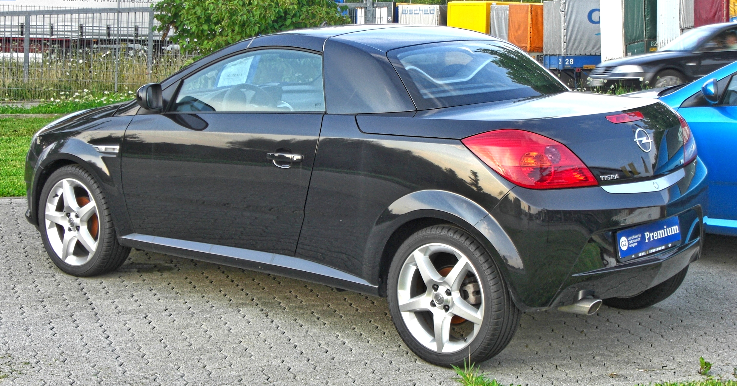 Opel tigra-a photo - 5