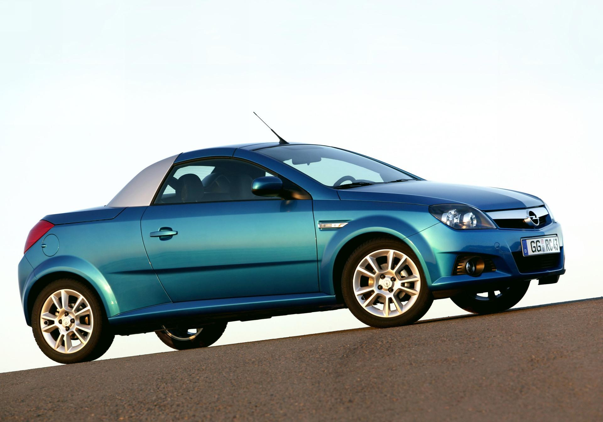 Opel tigra-a photo - 7