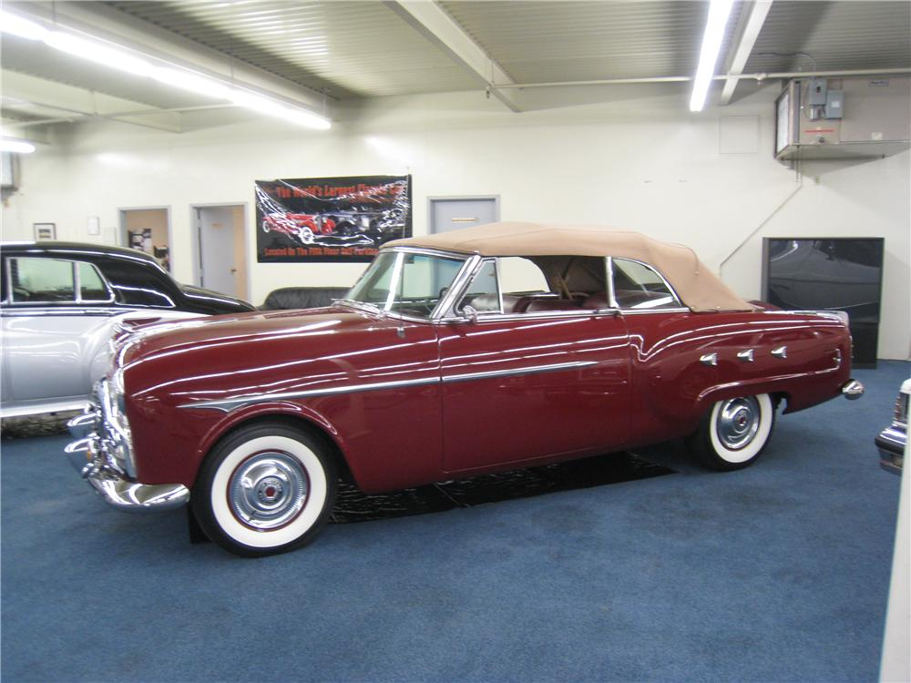 Packard cabriolet photo - 1