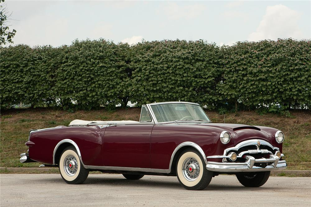 Packard cabriolet photo - 10
