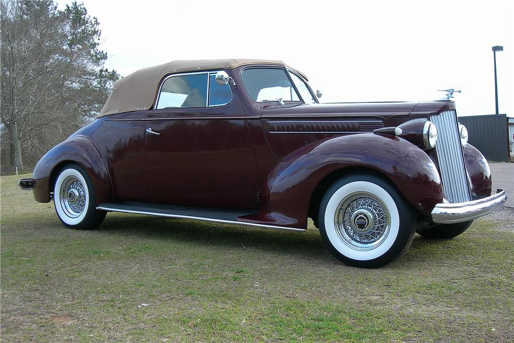 Packard cabriolet photo - 6