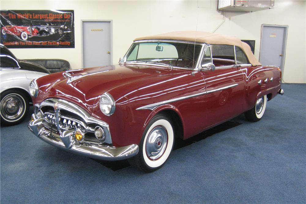 Packard cabriolet photo - 7