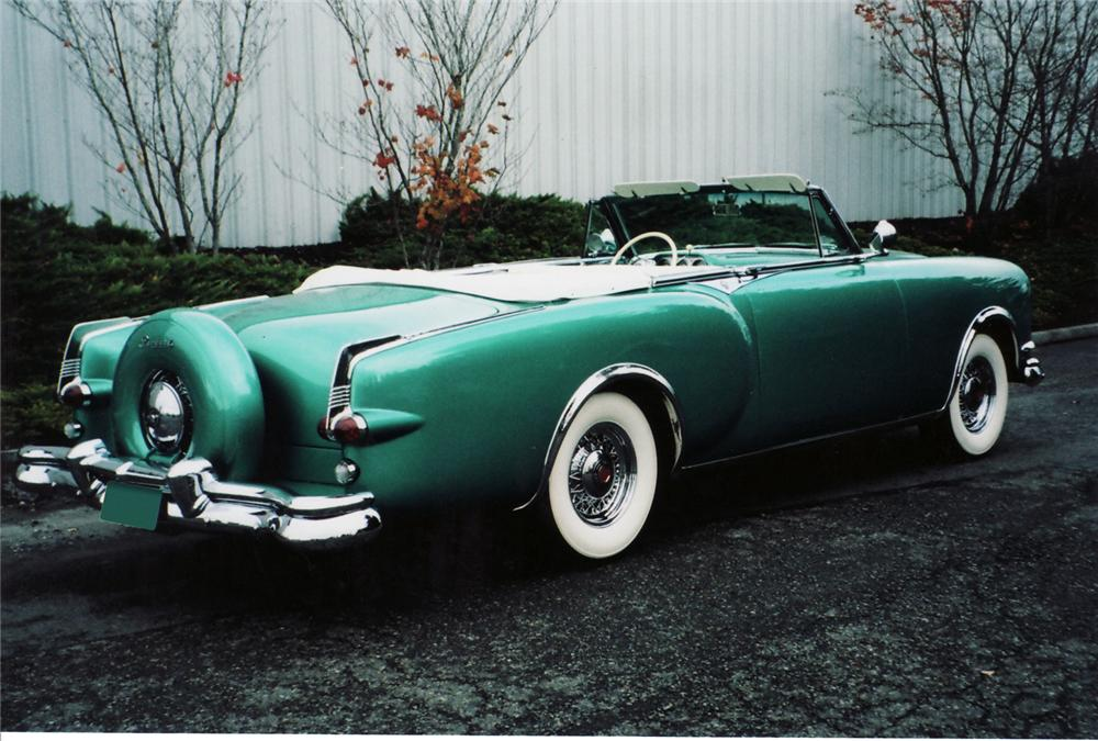 Packard cabriolet photo - 9