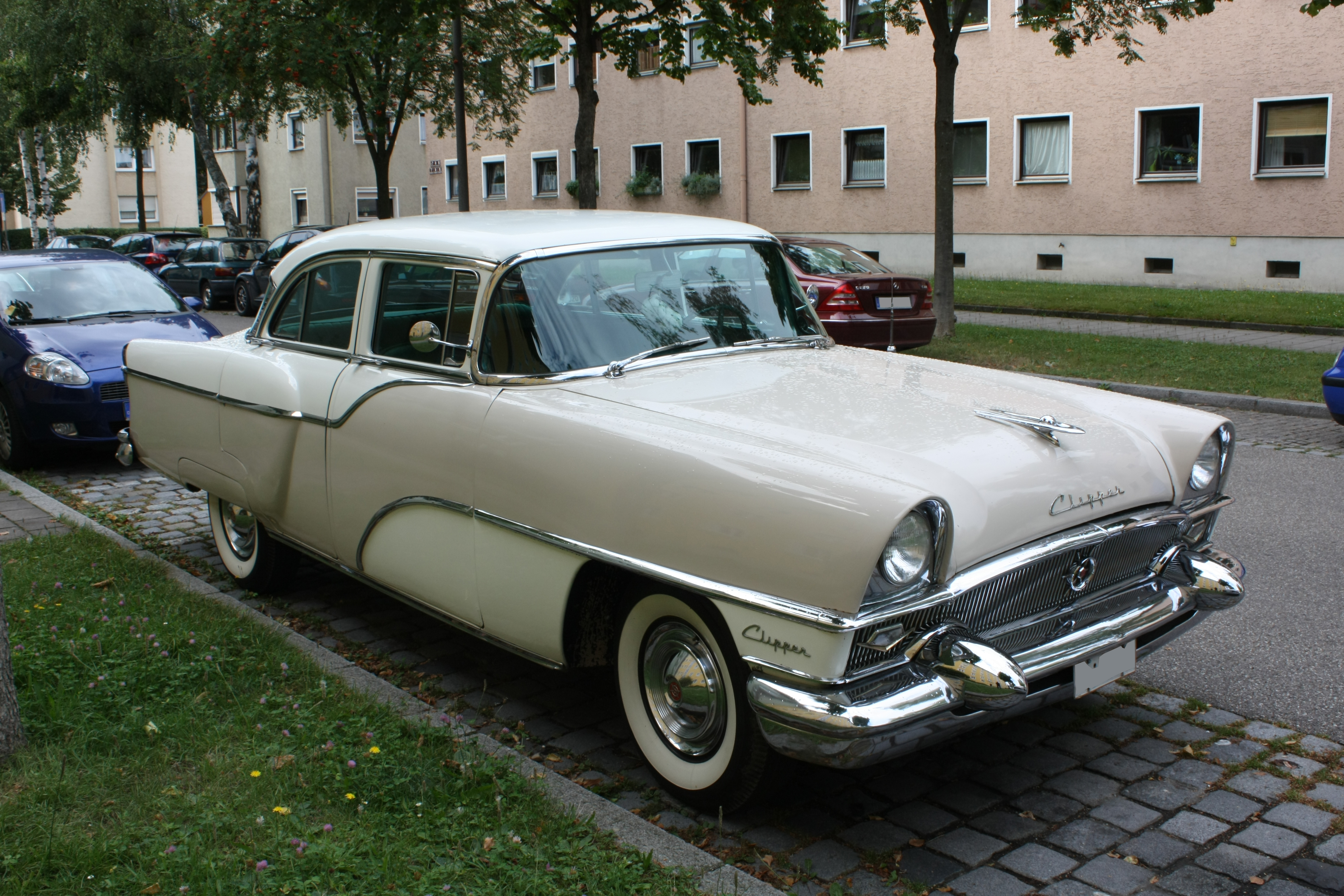 Packard clipper photo - 1