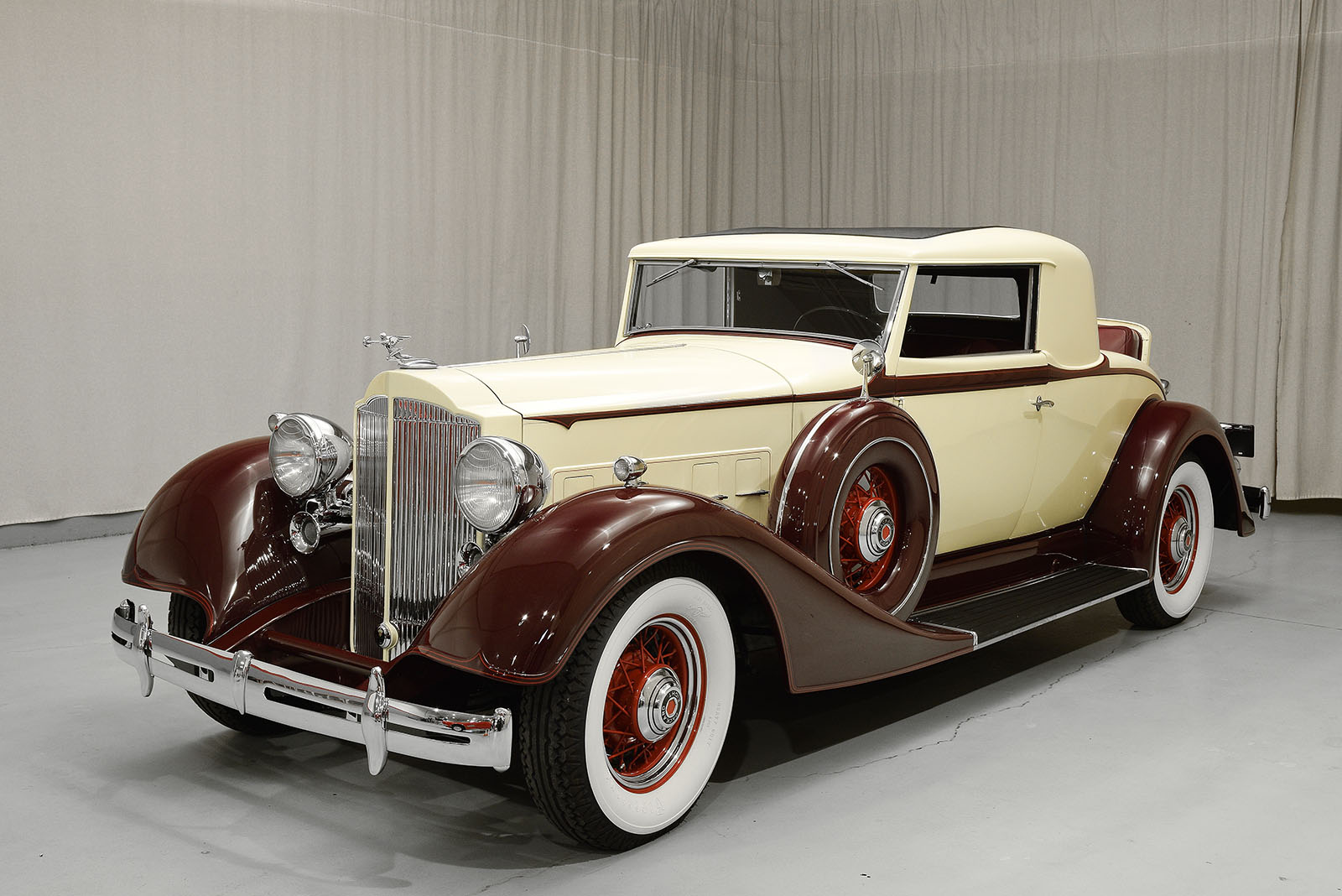 Packard coupe photo - 1