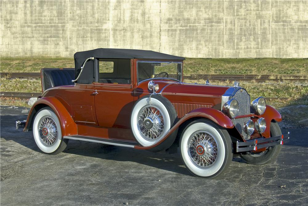 Packard coupe photo - 10