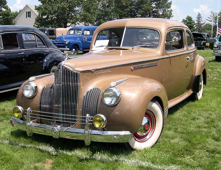 Packard coupe photo - 3