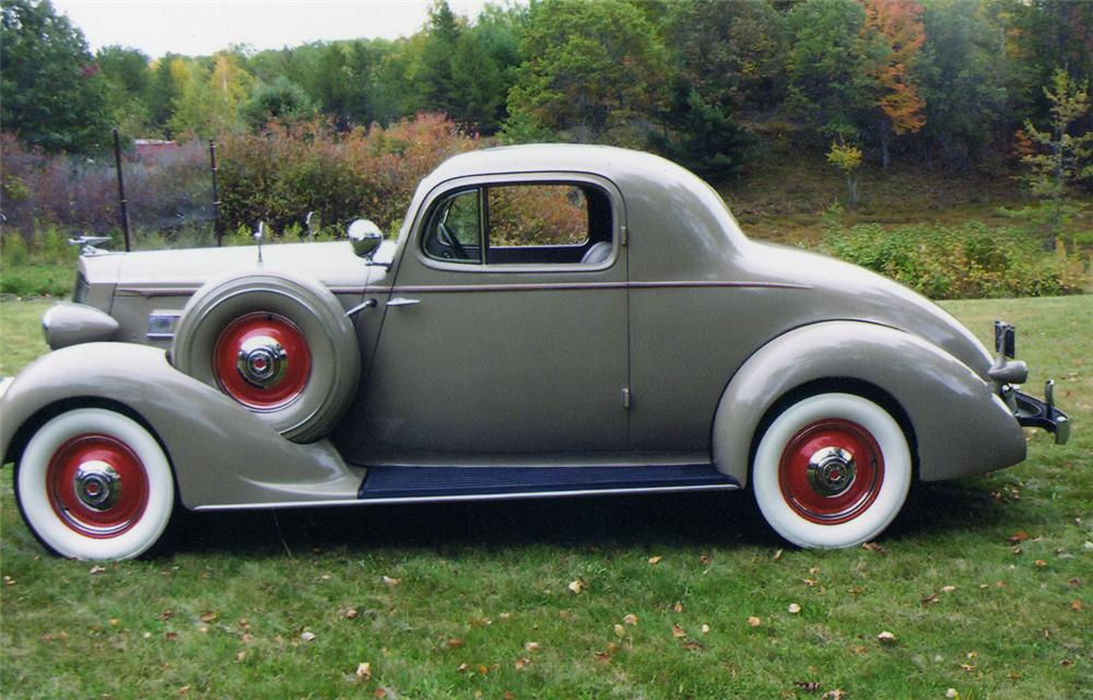 Packard coupe photo - 4