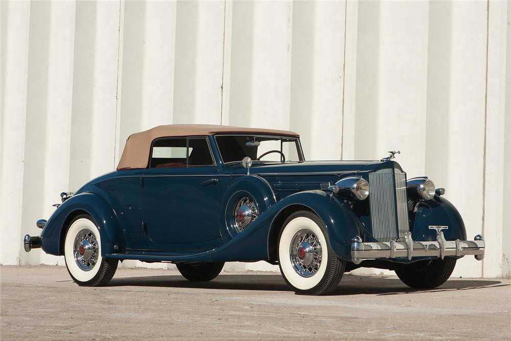 Packard coupe photo - 5
