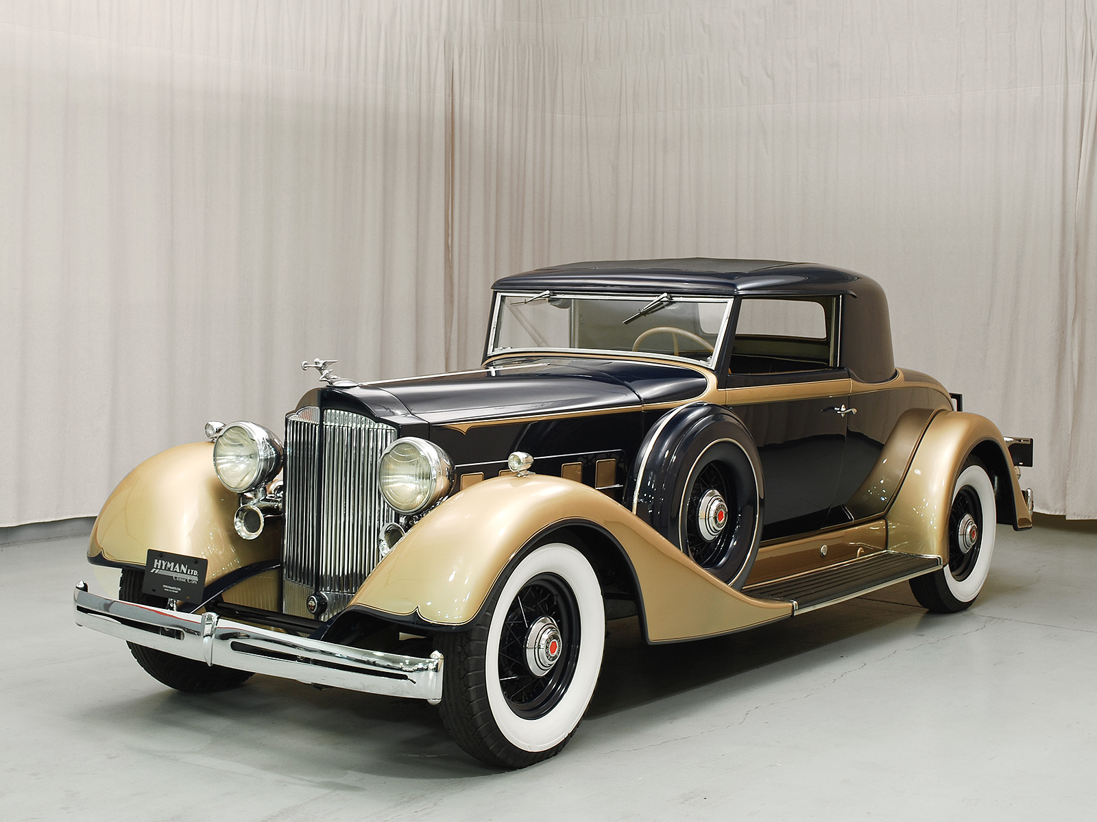 Packard coupe photo - 6