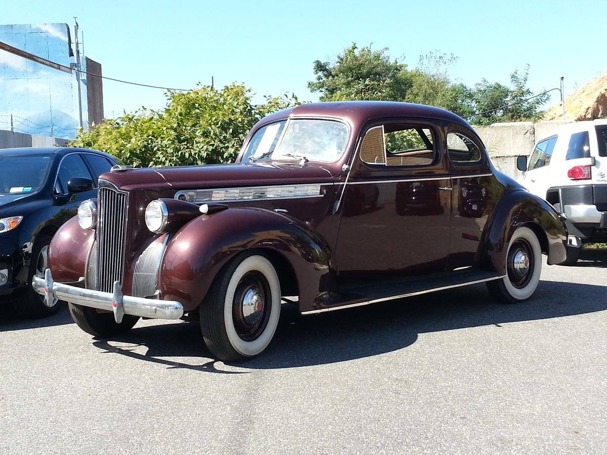 Packard coupe photo - 7