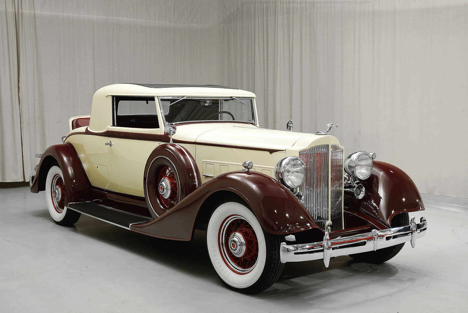 Packard coupe photo - 9