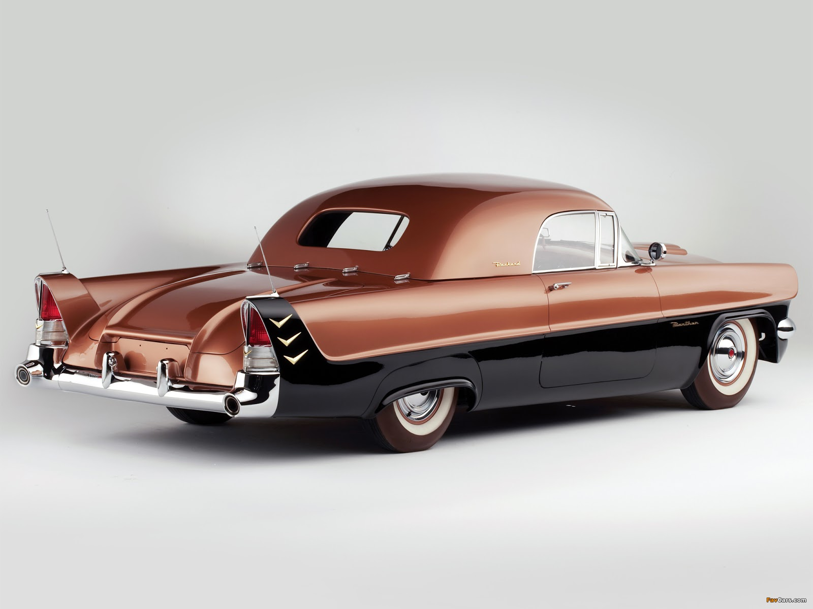 Packard panther photo - 2