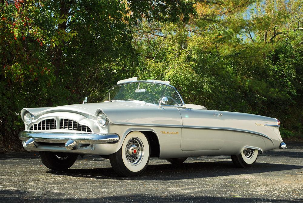 Packard panther photo - 4
