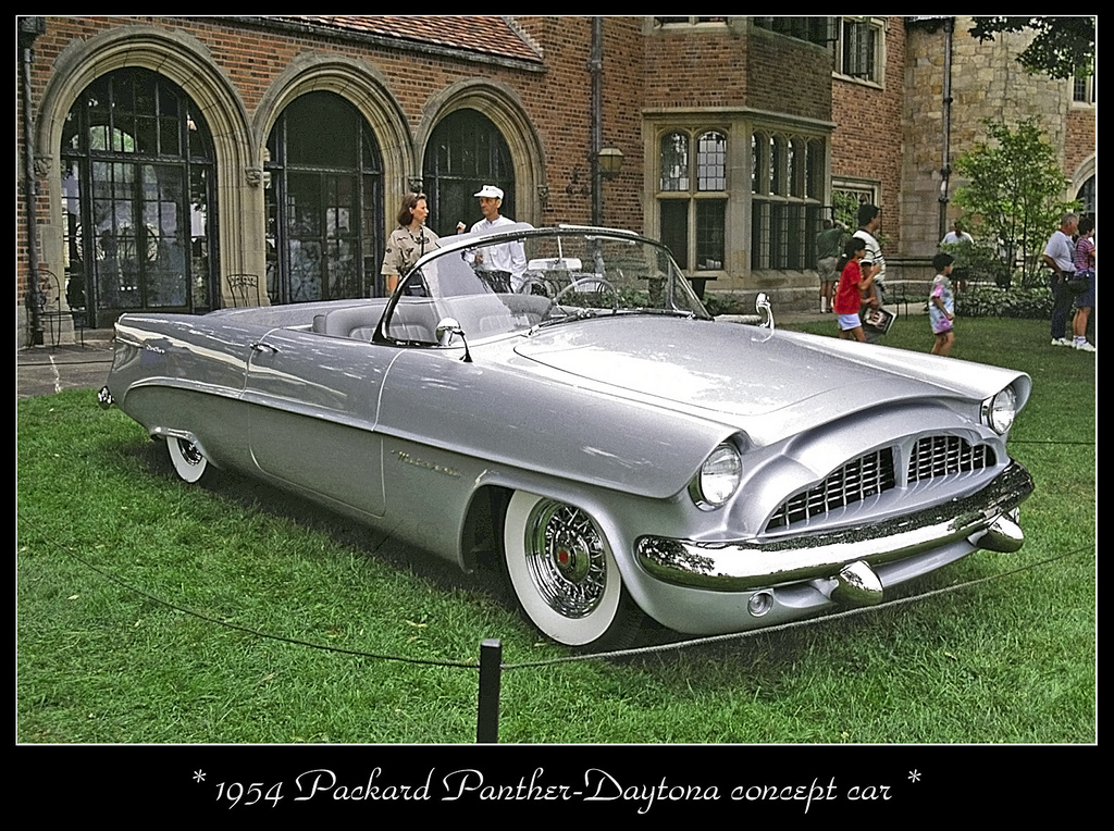Packard panther photo - 8