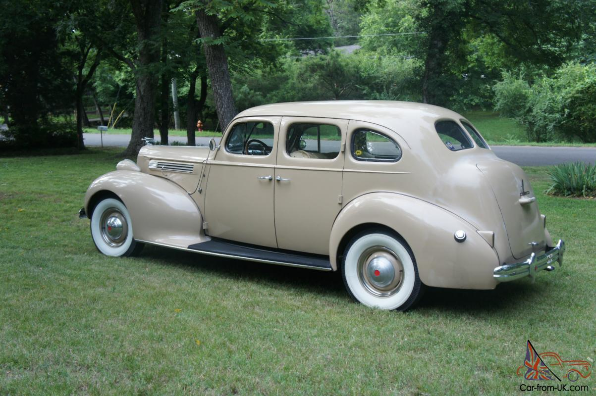 Packard touring photo - 10