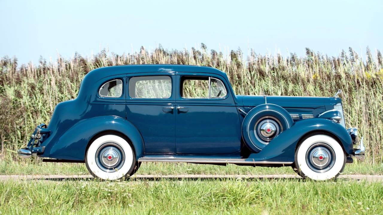 Packard touring photo - 3