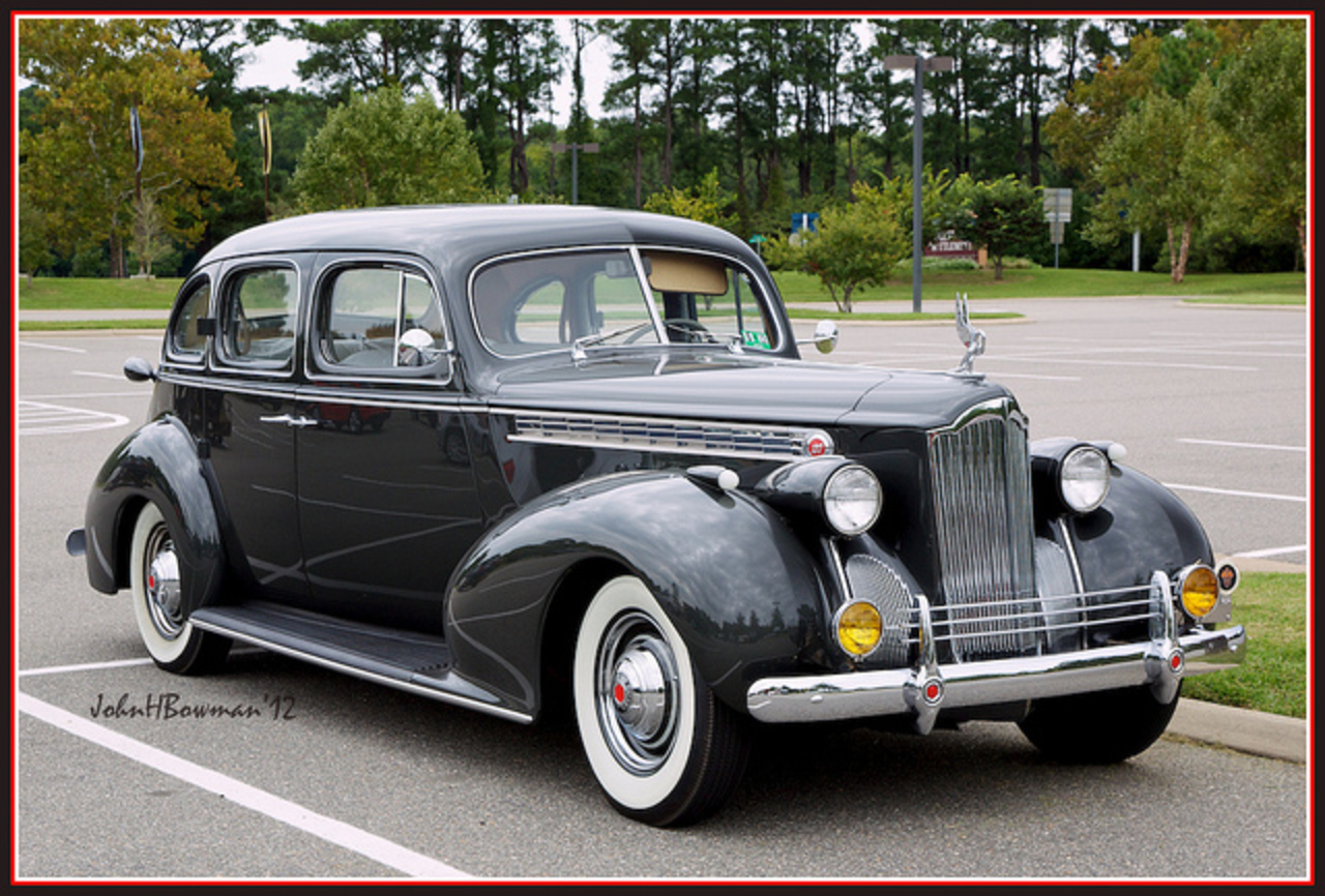 Packard touring photo - 5