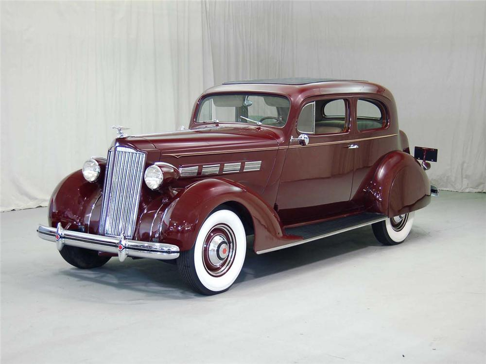 Packard touring photo - 6