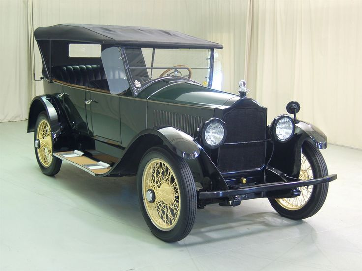 Packard touring photo - 7