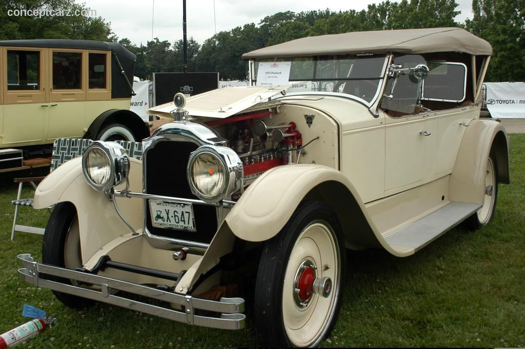 Packard touring photo - 8