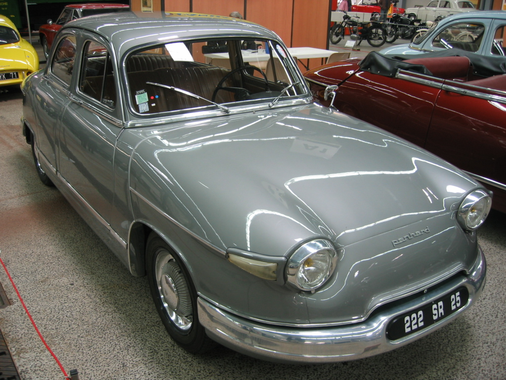 Panhard 17 photo - 2