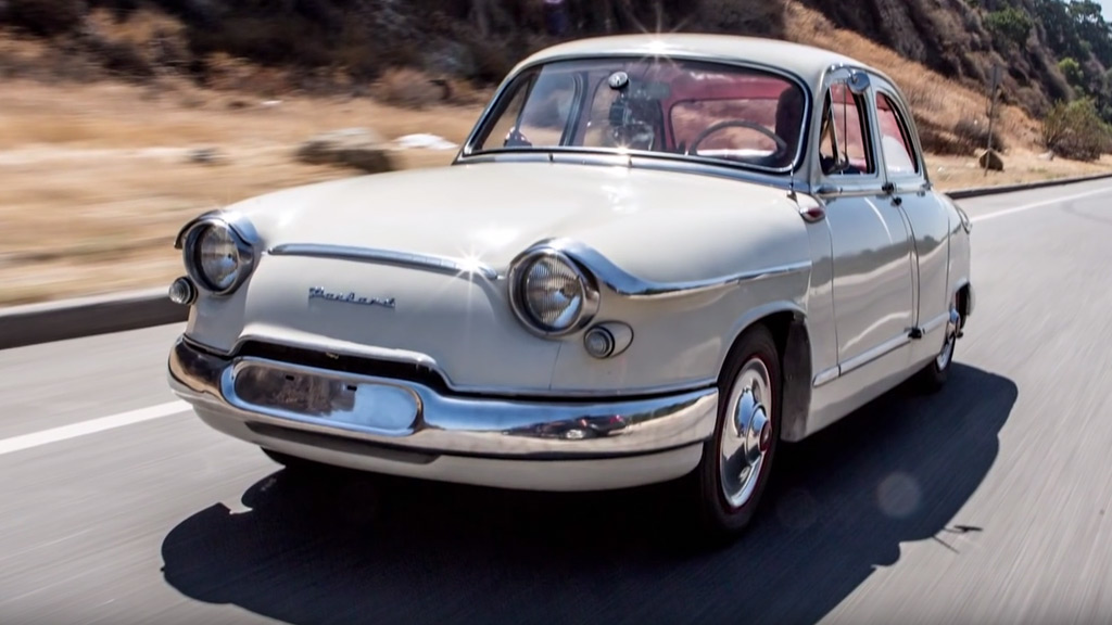 Panhard 17 photo - 5