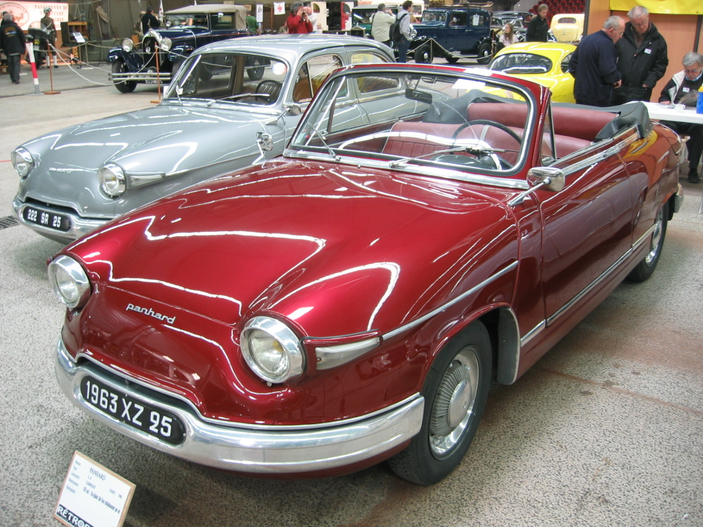 Panhard 17 photo - 6