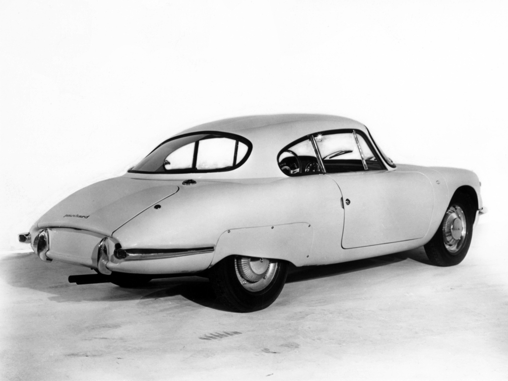 Panhard coupe photo - 10