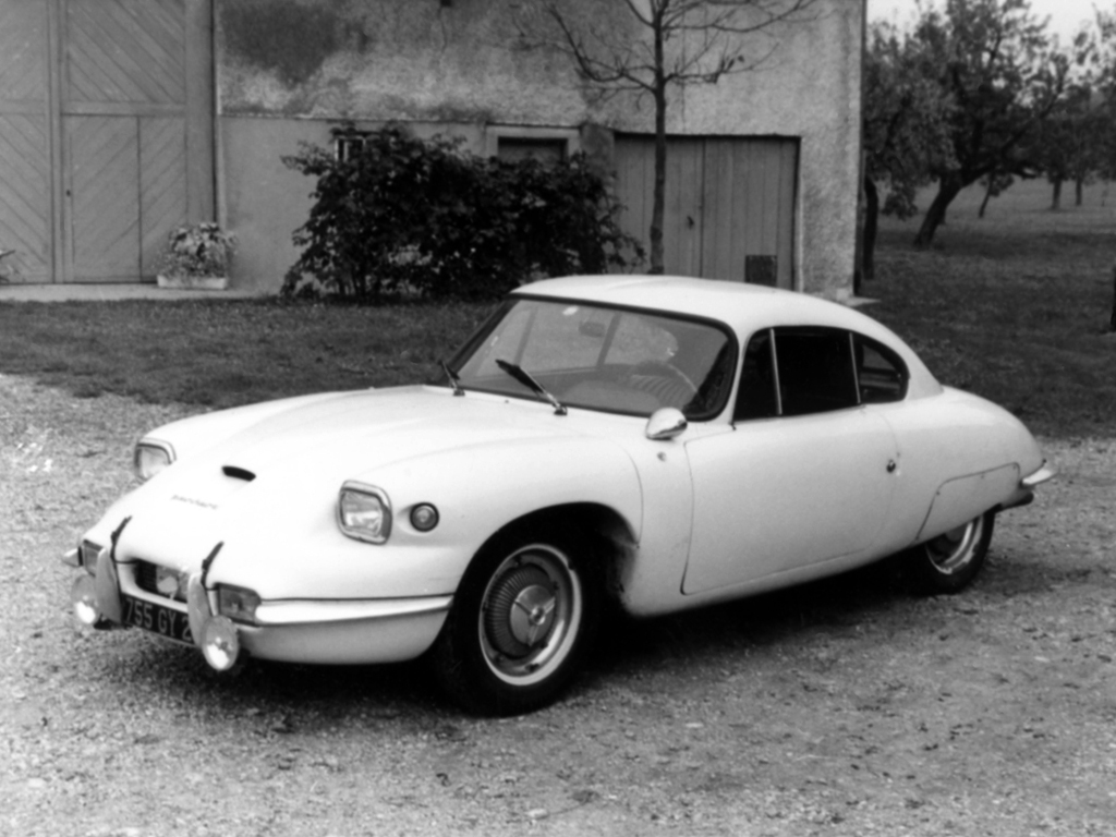 Panhard coupe photo - 3