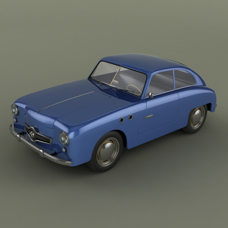 Panhard coupe photo - 4