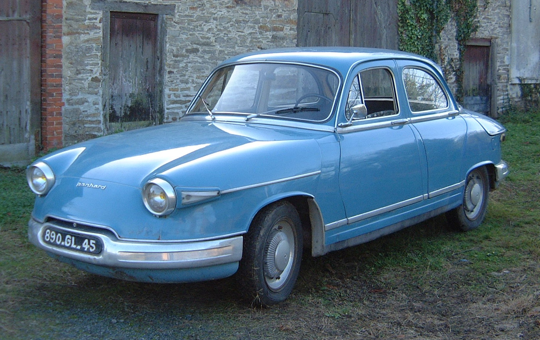 Panhard coupe photo - 8