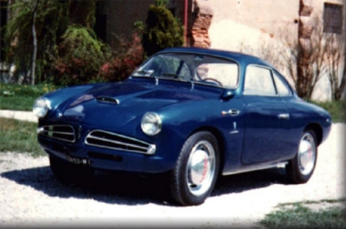 Panhard coupe photo - 9