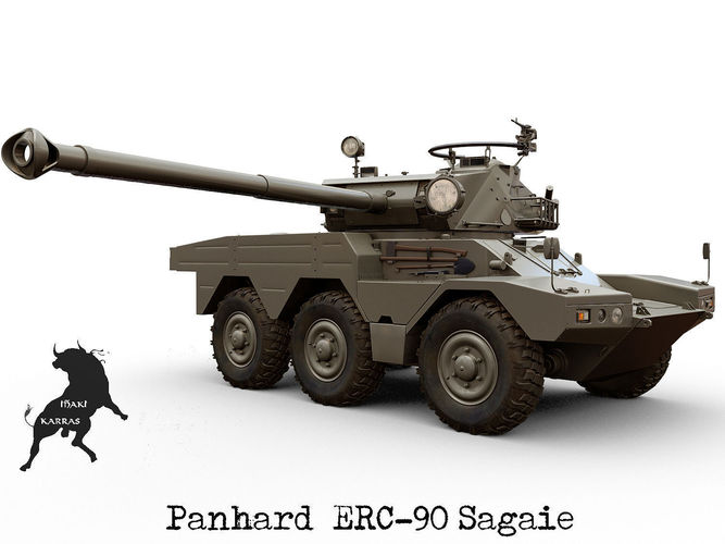 Panhard erc photo - 1