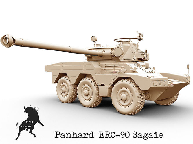 Panhard erc photo - 2