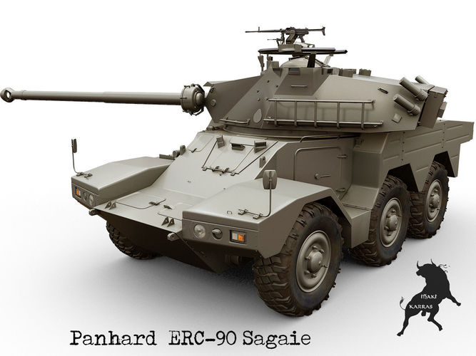 Panhard erc photo - 4