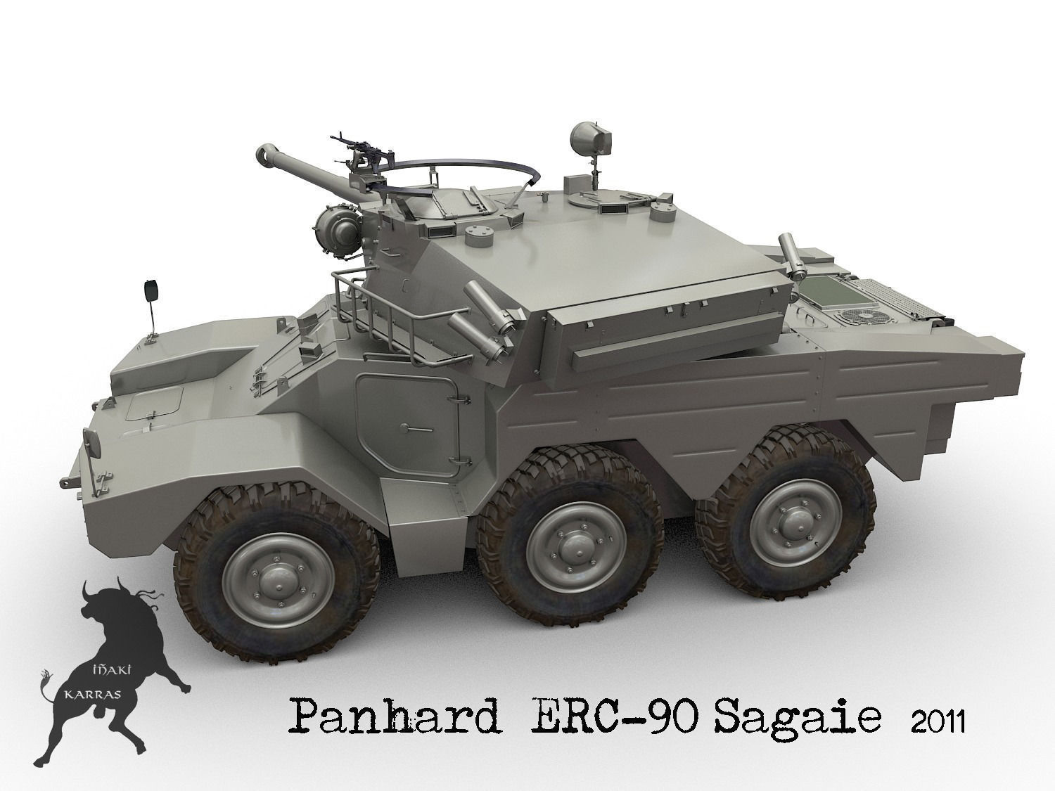 Panhard erc photo - 6