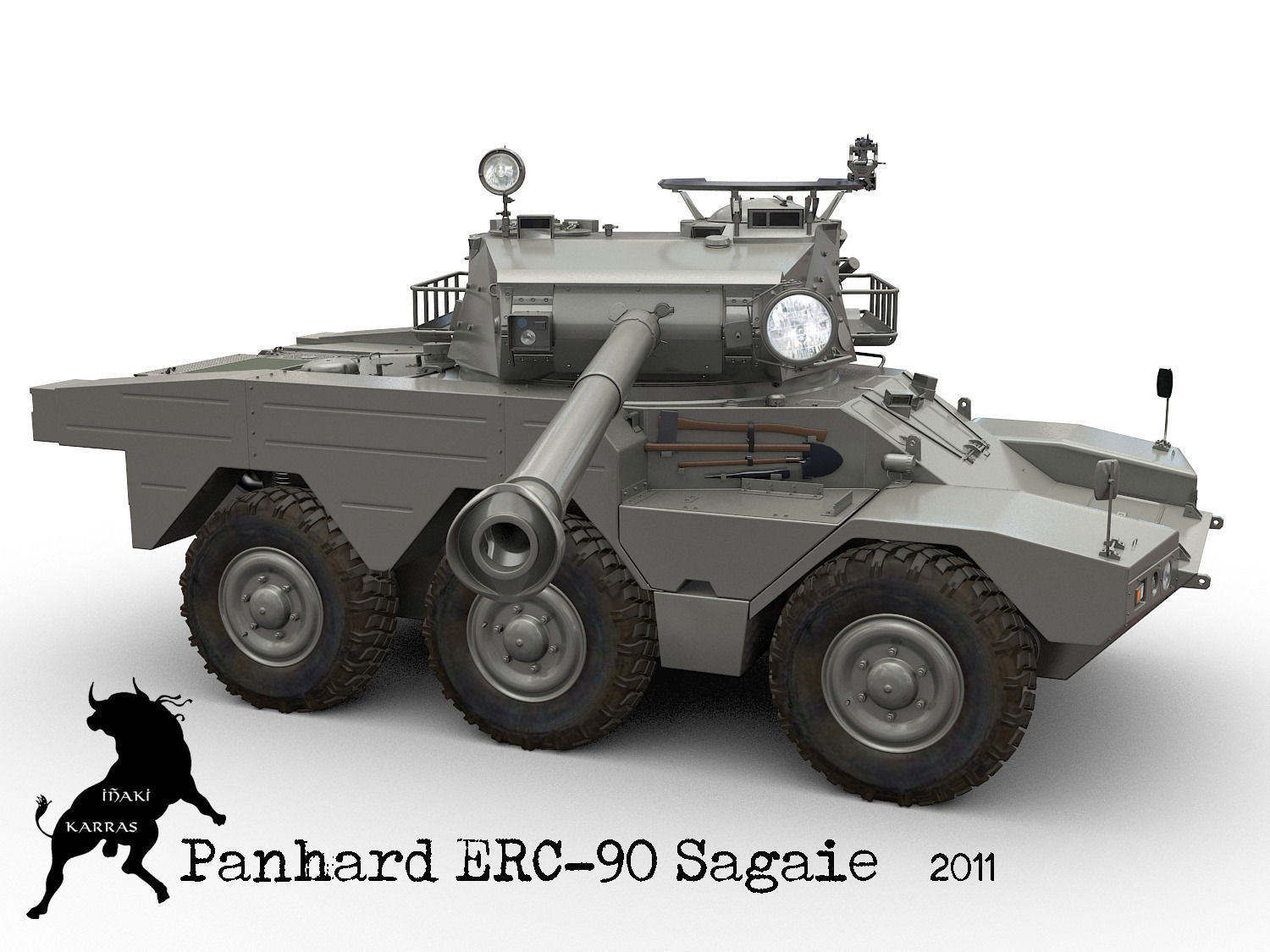 Panhard erc photo - 8
