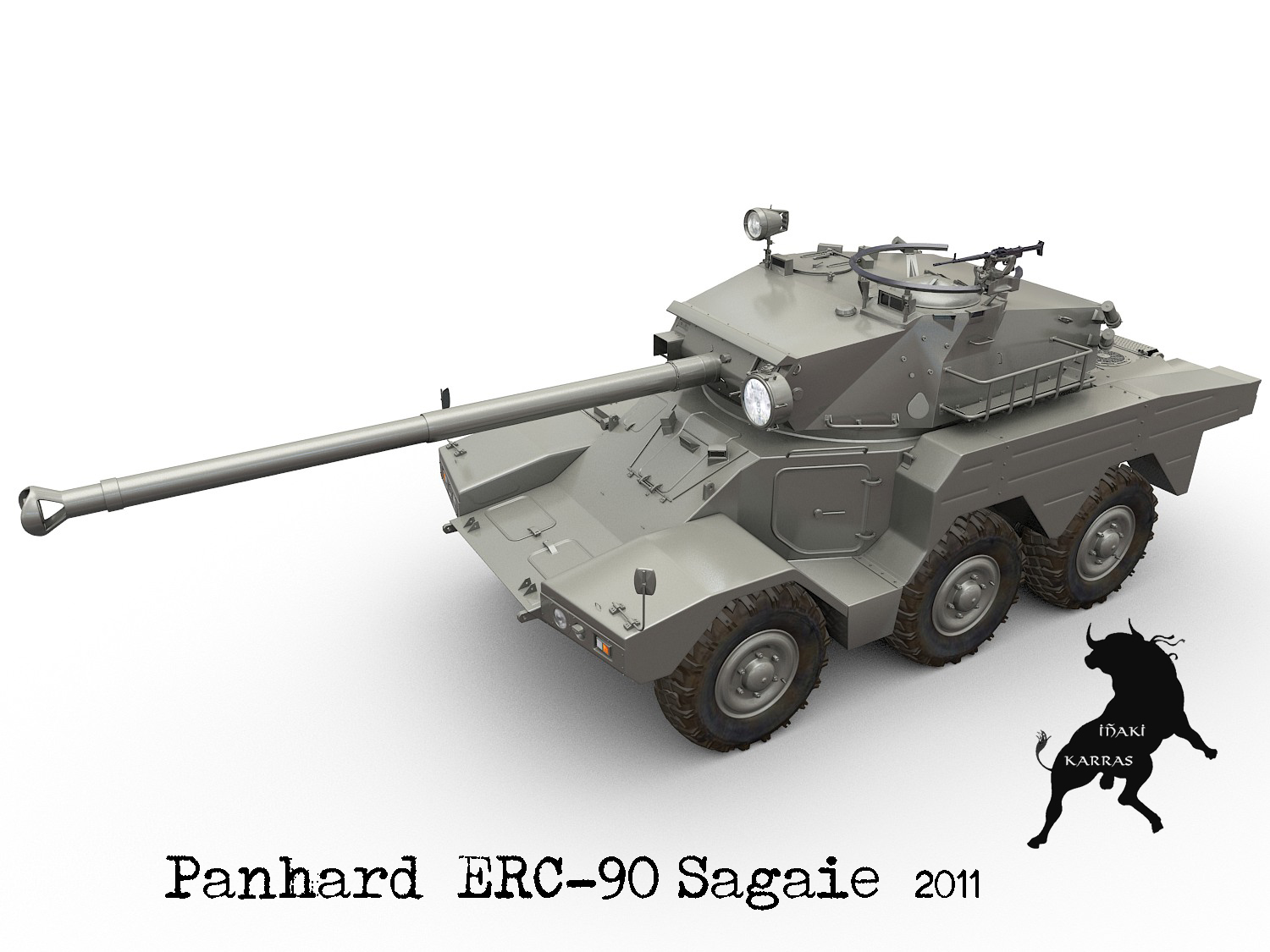 Panhard erc photo - 9