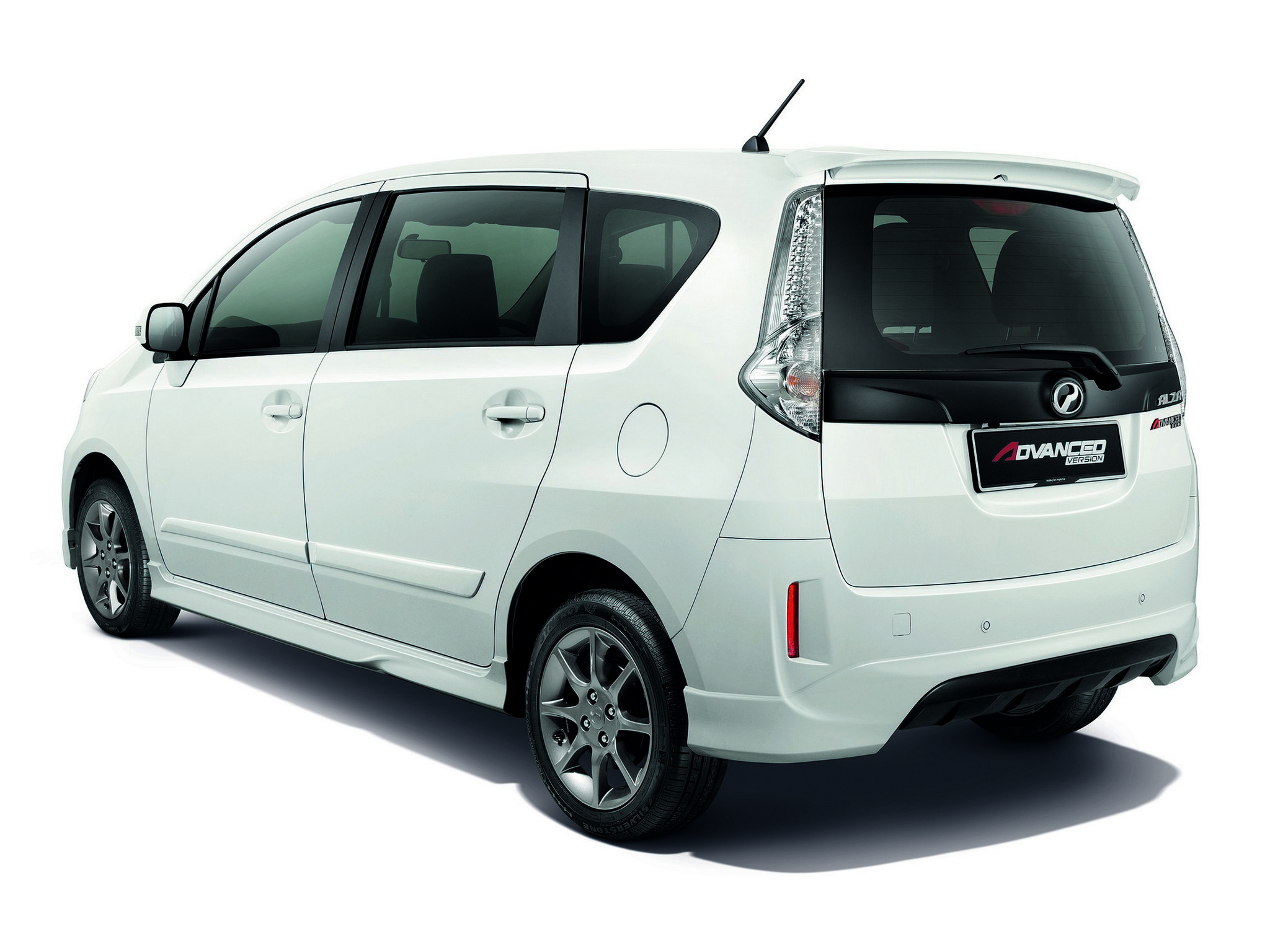 Perodua alza photo - 10