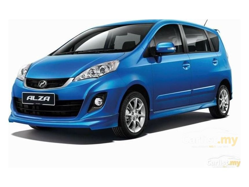 Perodua alza photo - 3
