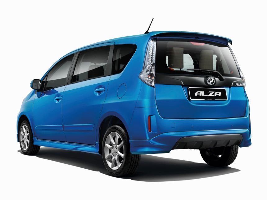 Perodua alza photo - 4