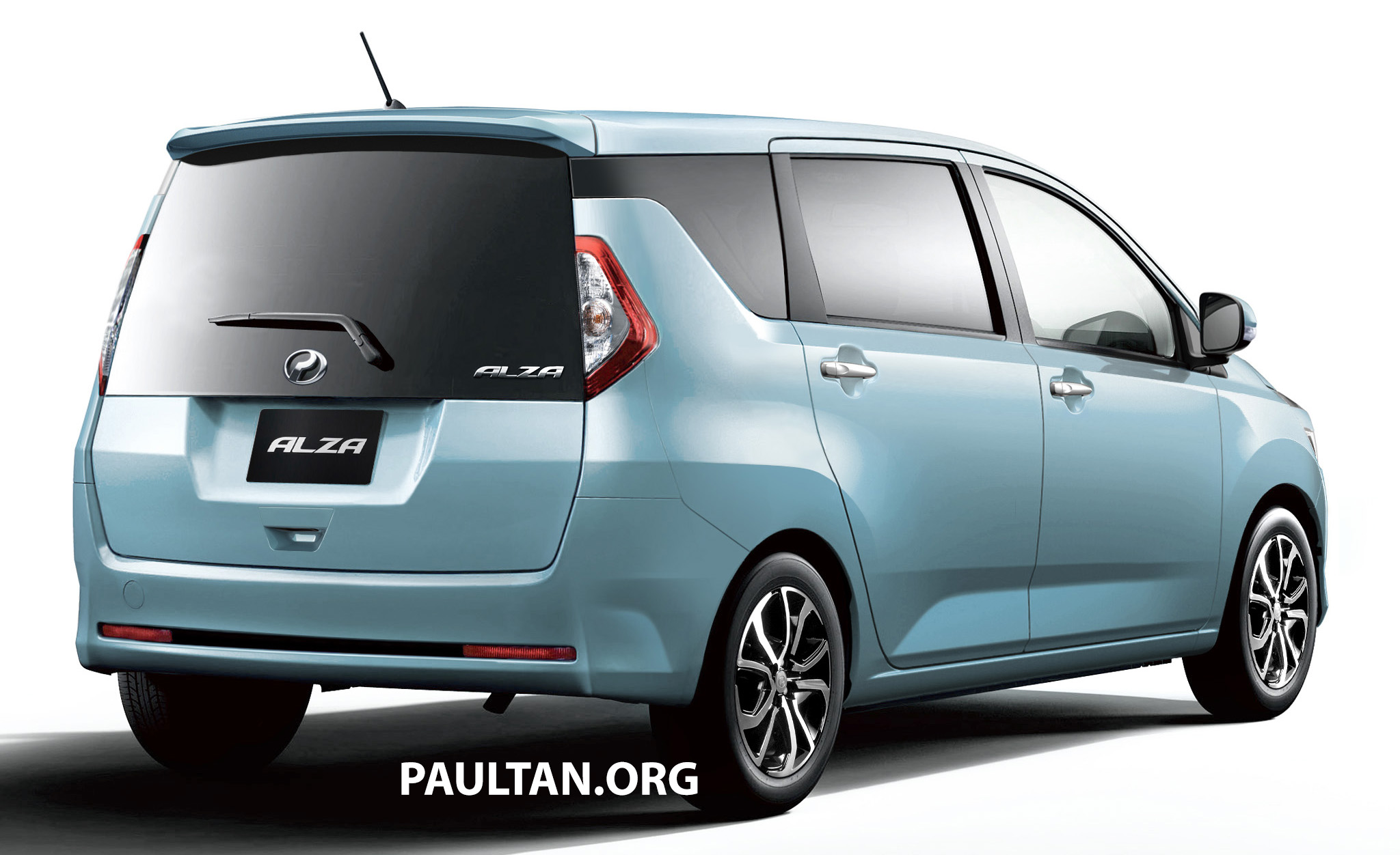 Perodua alza photo - 5