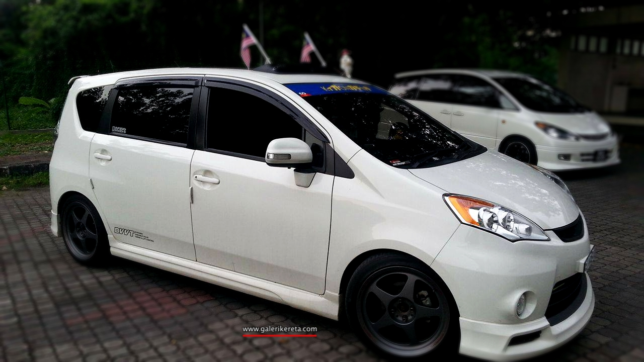 Perodua alza photo - 8