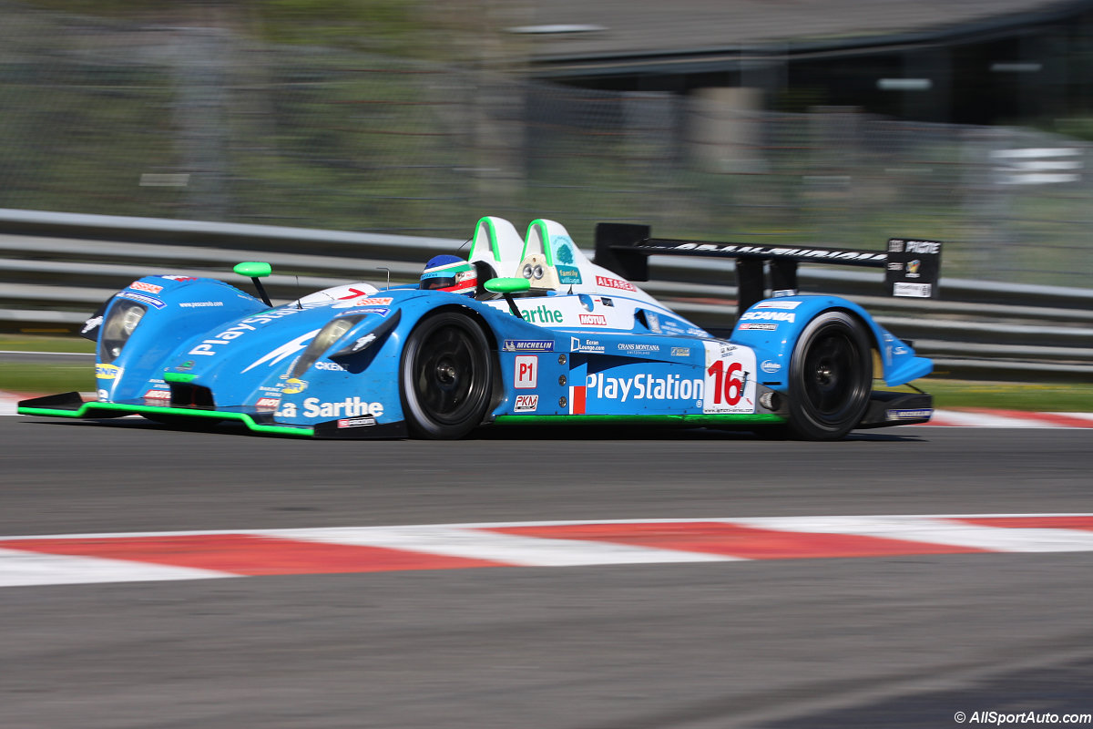 Pescarolo judd photo - 1