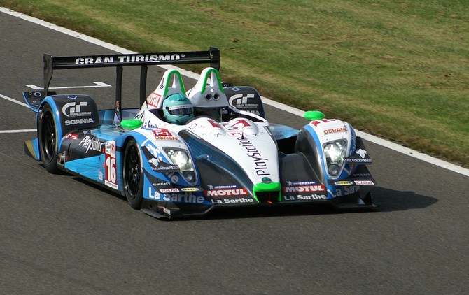 Pescarolo judd photo - 10