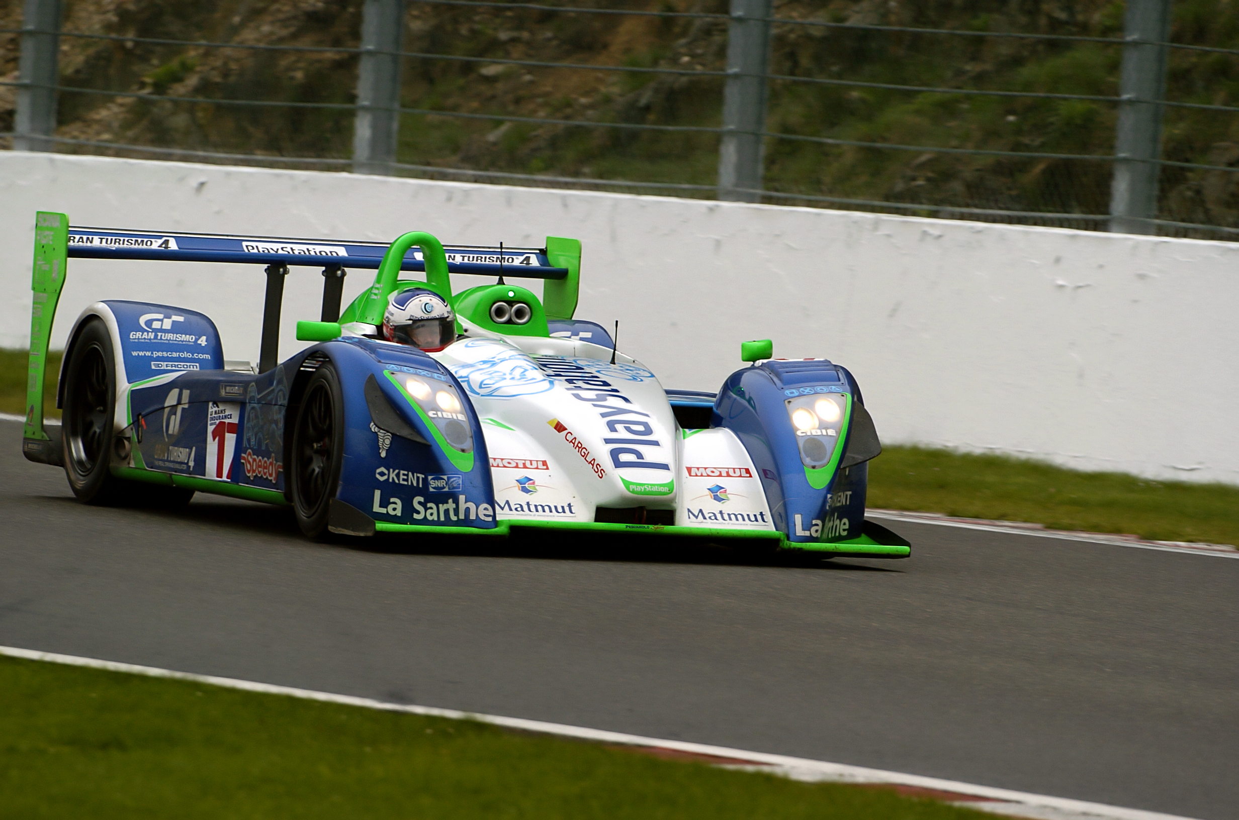 Pescarolo judd photo - 2