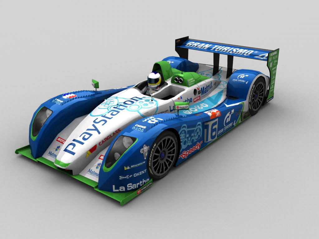 Pescarolo judd photo - 3