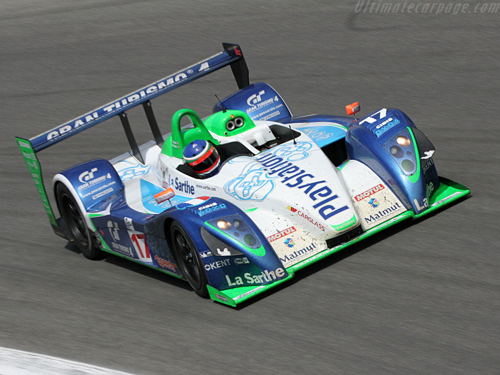 Pescarolo judd photo - 4